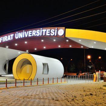 Fırat Üniversitesi Büyük Onarım İşi